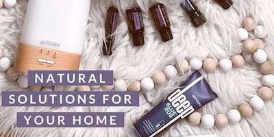 Get rid of aches, pains stress + more with Natural Solutions