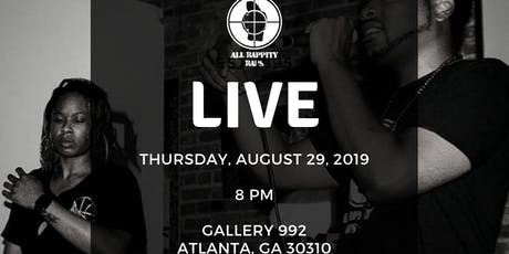 All Rappity Raps LIVE tickets