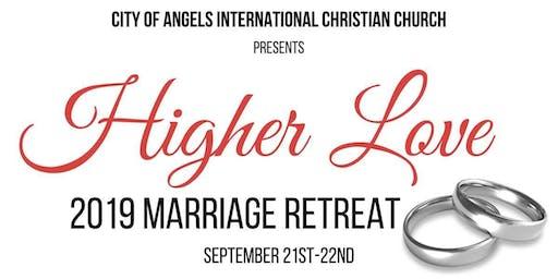 "CAICC ""Higher Love"" 2019 Marriage Retreat"