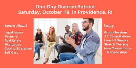 One-Day Divorce Retreat - Providence, RI tickets