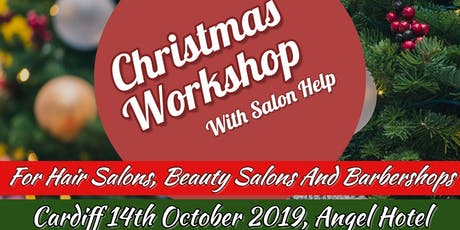 Salon Help - Christmas Sales Workshop (Early Bird tickets) tickets