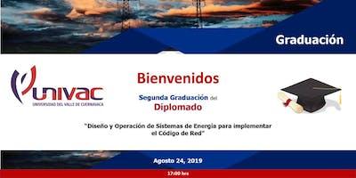 2da. Graduación del Diplomado para Código de Red en México - UNIVAC