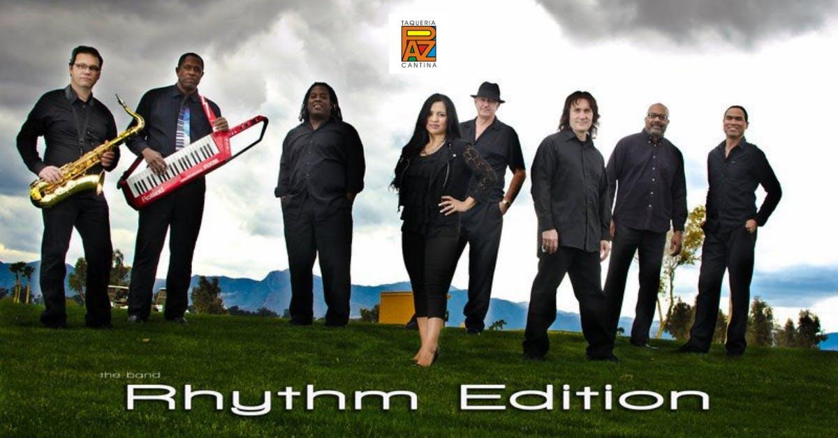 Rhythm Edition Band Live at Paz