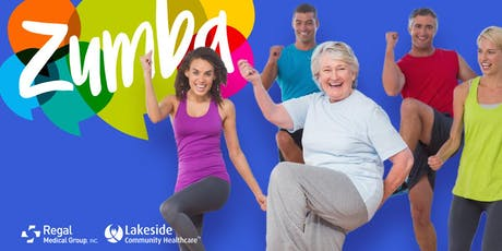 Free Zumba Classes tickets