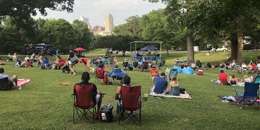Fall Jazz Brunch at Dorothea Dix Park