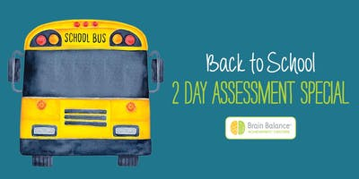 2-Day Assessment Special Event