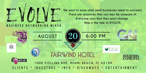 Evolve Business Networking Mixer
