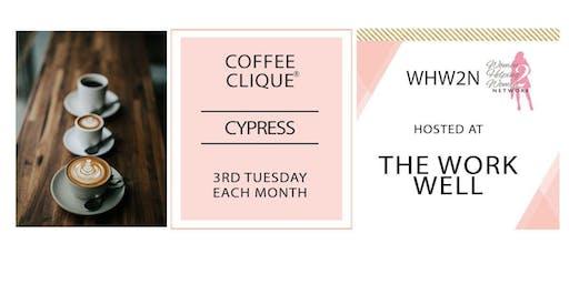 WHW2N Cypress Coffee Clique ®