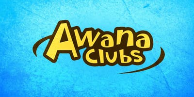 AWANA Clubs Children's Programs: Ages 3- 7th grade