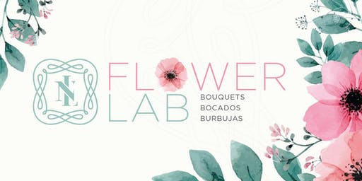 NL Flower Lab - Bouquets, bocados y burbujas