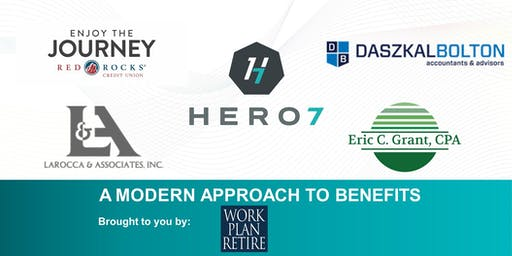 A Modern Approach to Benefits: 2019 South Florida Fiduciary Summit