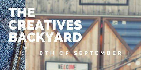 The Creatives Backyard tickets