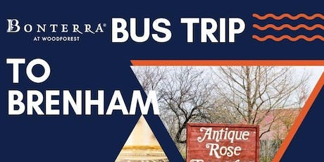 Bonterra Bus Trip to Brenham tickets