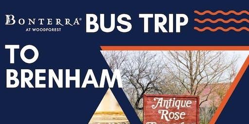 Bonterra Bus Trip to Brenham