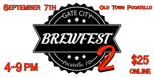 Gate City Brewfest 2