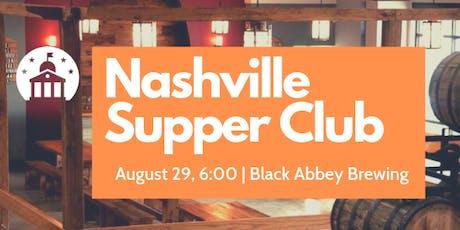 Nashville Supper Club tickets