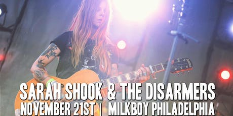 Sarah Shook & The Disarmers tickets