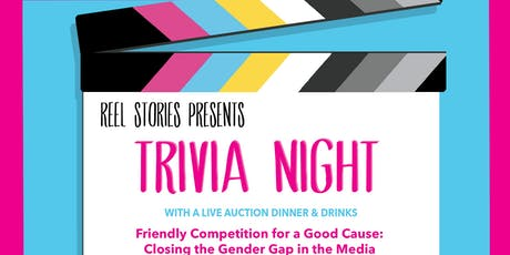 Reel Stories Trivia Night 2019! tickets
