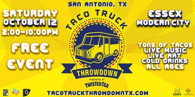 Taco Truck THROWDOWN