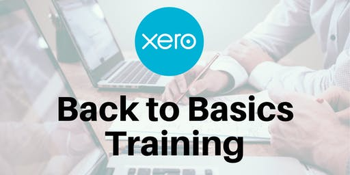 Xero Back to Basics Training