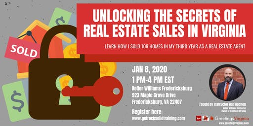 Unlocking the Secrets of Real Estate Sales in Virginia