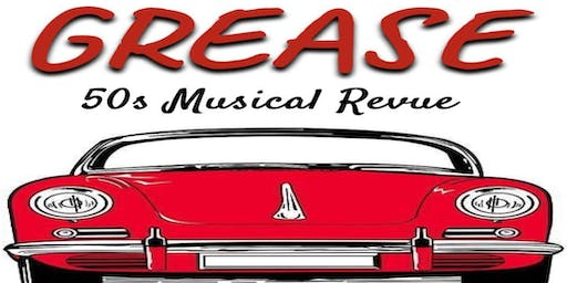 Decade Dinner Theatre 50s Musical Theatre Revue