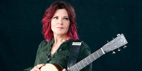 Creative Matters: Rosanne Cash, singer/songwriter tickets