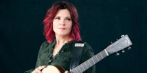 Creative Matters: Rosanne Cash, singer/songwriter