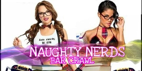 NAUGHTY NERDS tickets