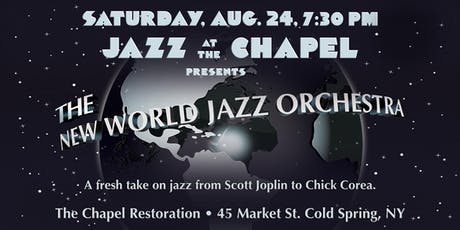 The New World Jazz Orchestra tickets