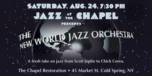 The New World Jazz Orchestra