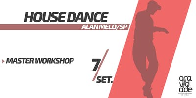 AULA AVULSA | HOUSE DANCE