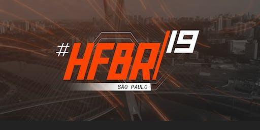 #HFBR19 - São Paulo