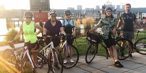 Bicycle Habitat Social Ride, 8/21