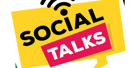 SOCIAL TALKS- Get Started series for food and hospitality tickets