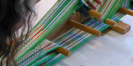 Weaving Bands on Inkle Looms 2-Day Workshop tickets