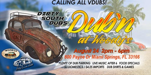 Dub'n at Woody's