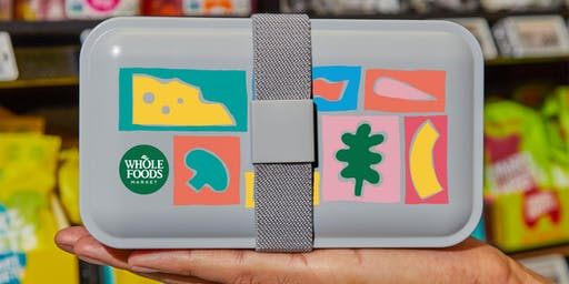 Level Up Your Lunch | Whole Foods Market Downtown L.A.
