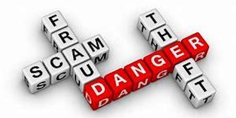 Frauds and Scams tickets