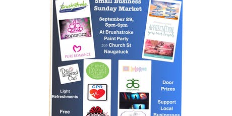 Small Business Sunday Market tickets