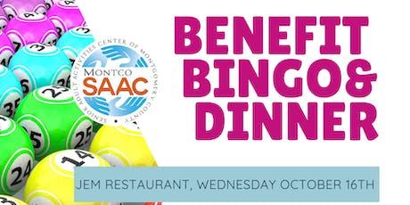 Benefit Bingo & Dinner tickets