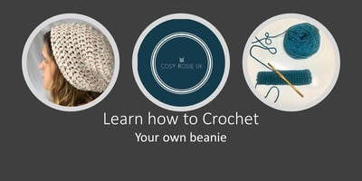 Learn how to Crochet - Your Own Beanie
