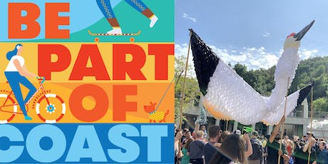 COAST Workshop: Sea to Sky: Giant Puppet Making with Beth Peterson tickets