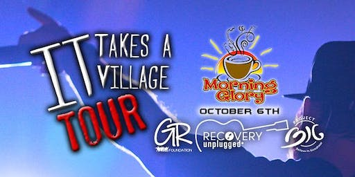 It Takes A Village Tour - Morning Glory Coffee House