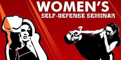 Women's Self-Defense Seminar - Blue Ridge Taekwondo