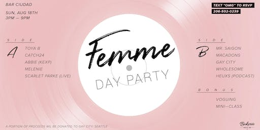 Femme Day Party