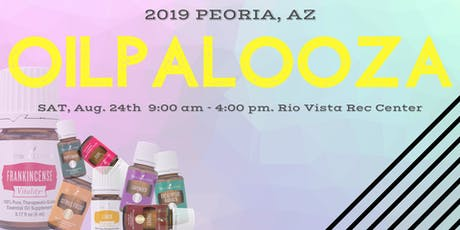 OILPALOOZA 2019 tickets