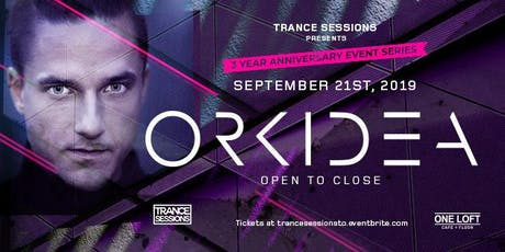 Orkidea- All Night Long tickets