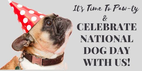National Dog Day tickets