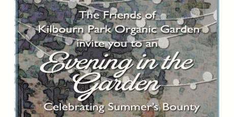 Evening in the Garden tickets